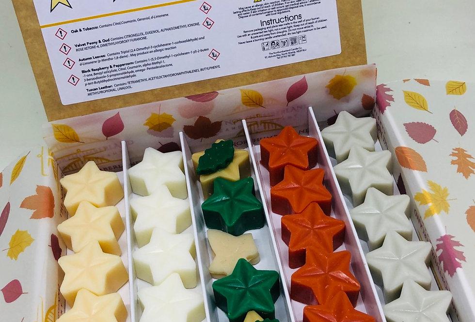 Autumn Wax Melt Selection Box