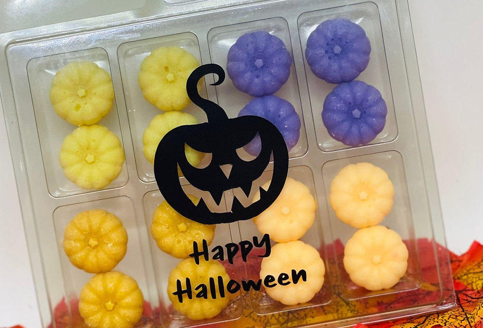 Halloween Mini Selection Boxes