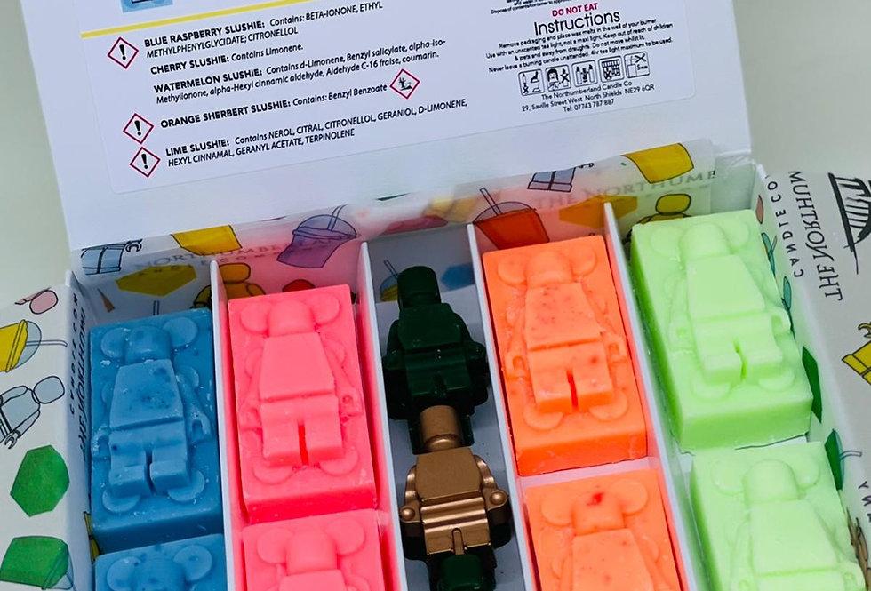 June Wax Melt Selection Box
