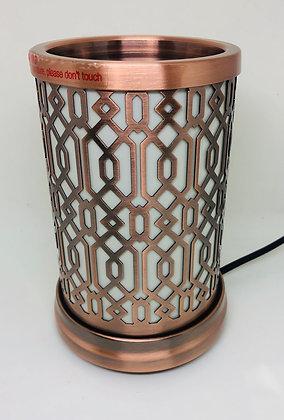 Copper electric burner
