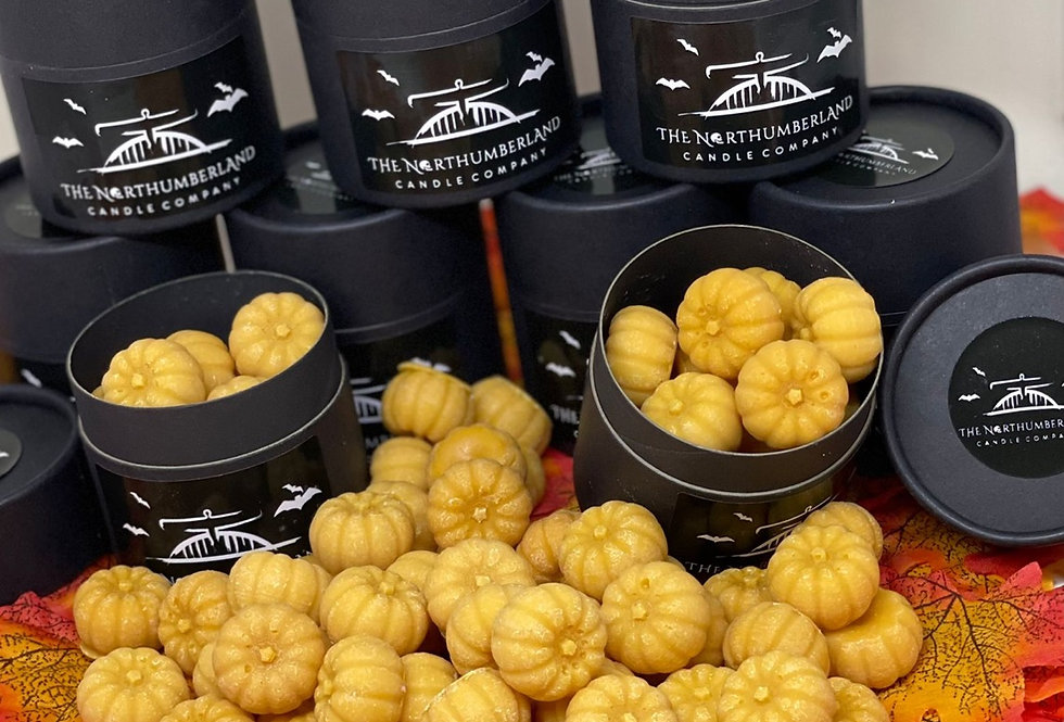 Pumpkin Spice Tubes
