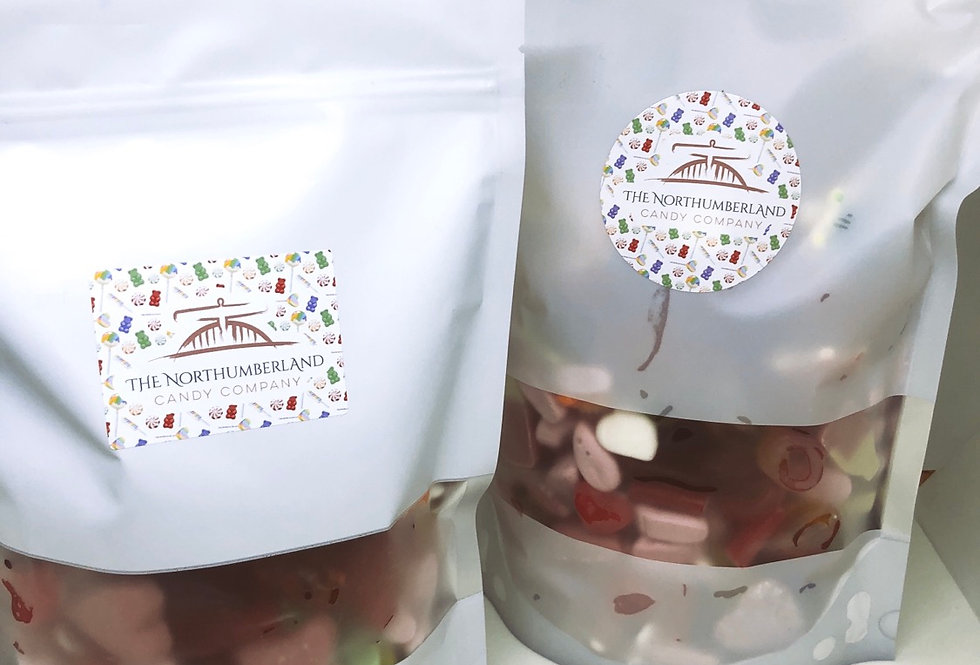 500g Candy Pouches