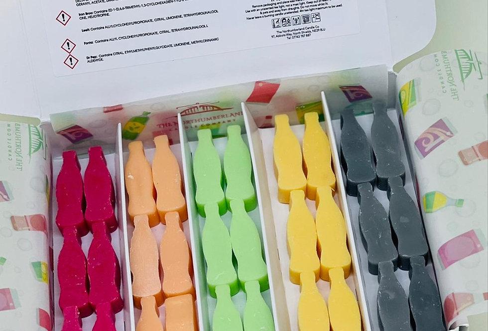 Fizzy Drink Wax Melt Selection Box