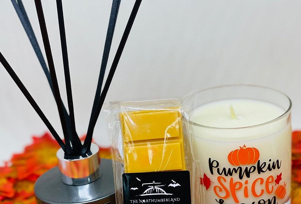 Pumpkin Spice Bundle (Indivudal available also)