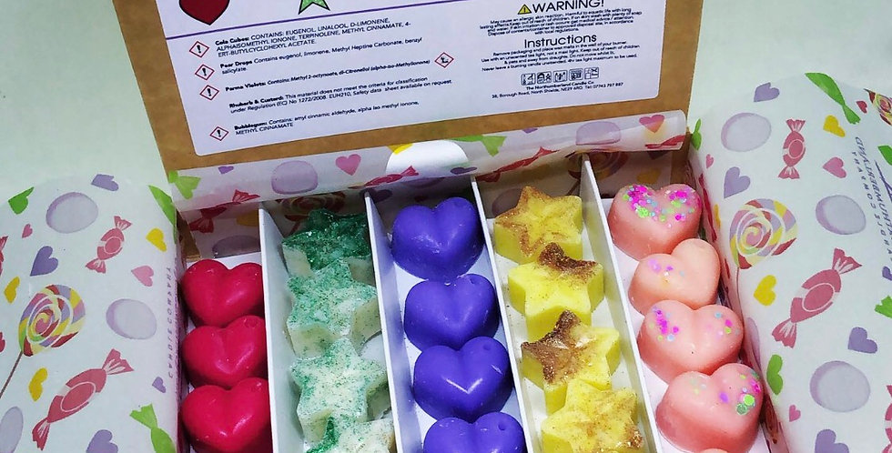 Candy Shop Theme Melt Selection Box