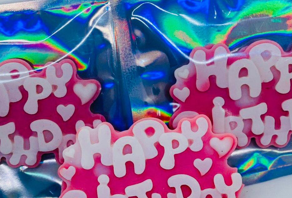 Happy Birthday  Melt