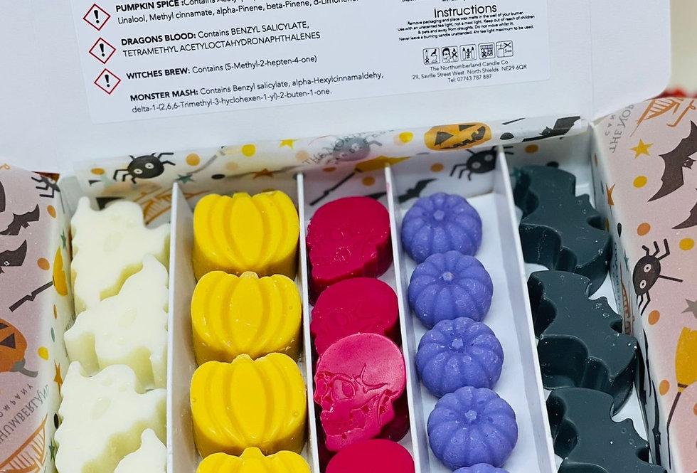 Halloween Wax Melt Selection Boxes