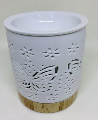 Butterfly Enclosed Tea light burner