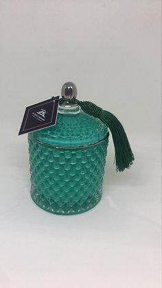 Tiffany Geo Jar