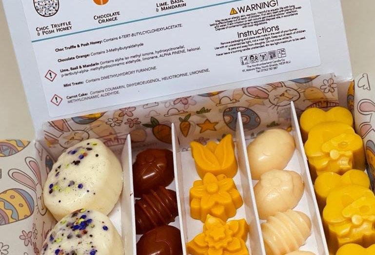 Easter Wax Melt Selection Box