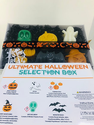 Ultimate Halloween Selction Box