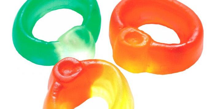 Haribo Friendship Rings  (Gluten Free)