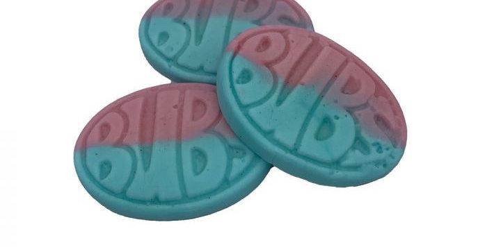 BUBS Rasberry & Blueberry Foams