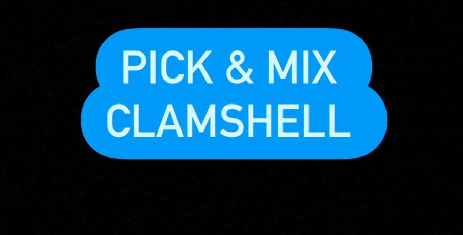 Pick & Mix GIANT Clamshell
