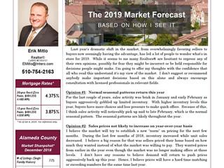 2019 Market Forecast