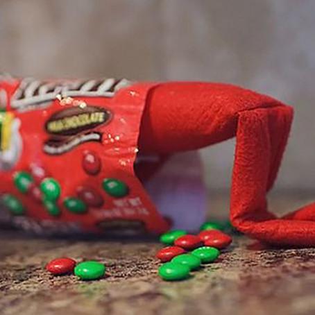 Fun Elf on the Shelf Ideas Leading up to Christmas