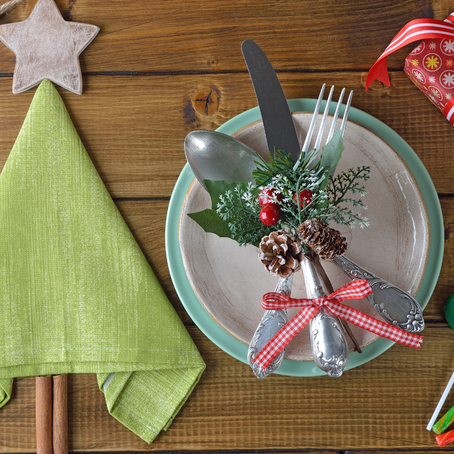 DIY Napkin Folding Ideas for your festive table