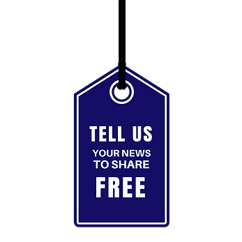 Tell us your news