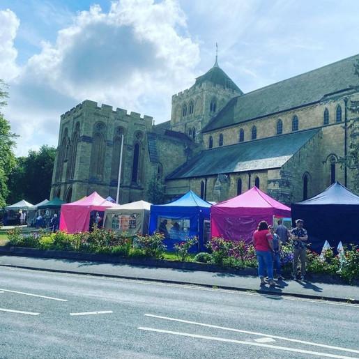 Little Bird Markets all set for Harrogate this weekend