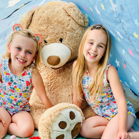 Have a teddy bear's picnic for Martin House