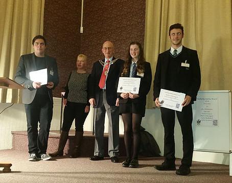 Annual Wetherby Jubilee Award