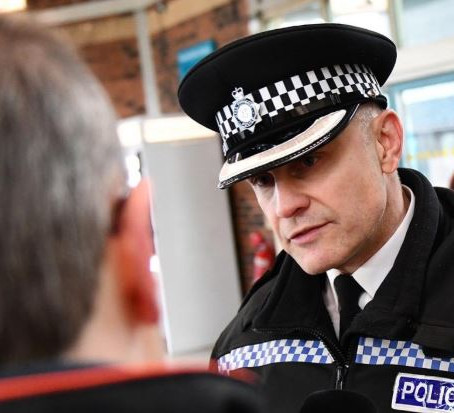 Milestone Reached in Response to Knife Crime and Serious Violence