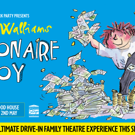 David Walliams' Billionaire Boy - Live on Stage at Harewood House