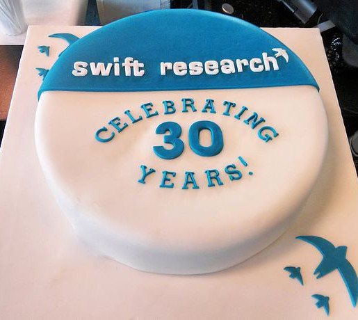 Celebrating 30 years of Swift Research