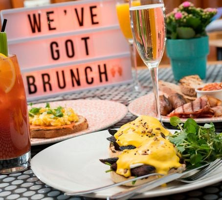 Deluxe Bottomless Brunch Experience