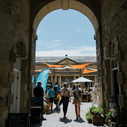 Harewood Summer Craft Market this Father's Day Weekend