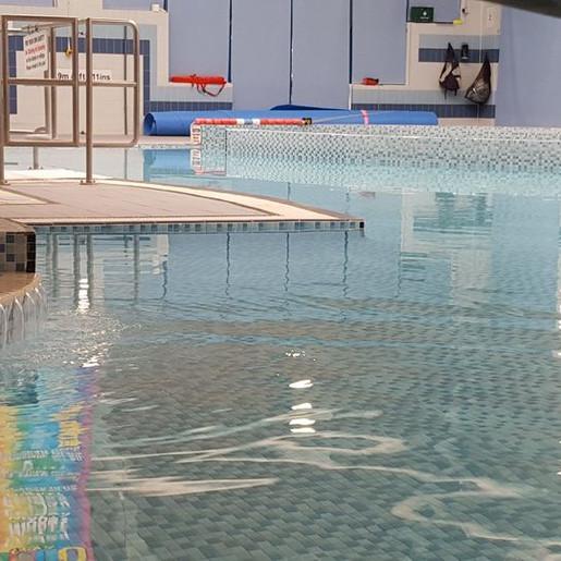 Knaresborough Swimming Pool set to open next month