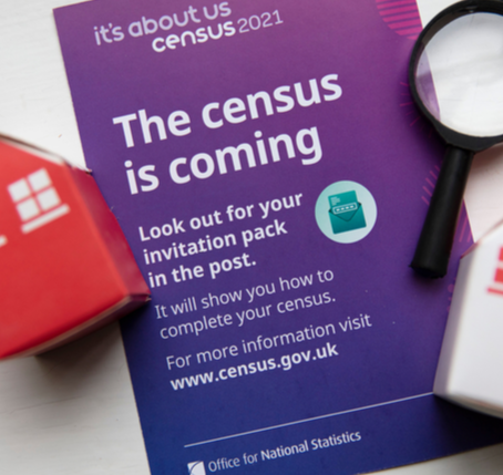 This Sunday is 'Census Day' - fill it in or risk £1,000 fine