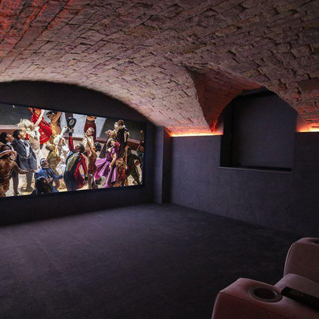 Bespoke Home Cinemas | Feature Member