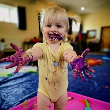 Splat Messy Play, Harrogate | Handpicked Harrogate
