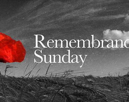 Remembrance Services in our area