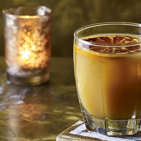 Sherry orange brûlée