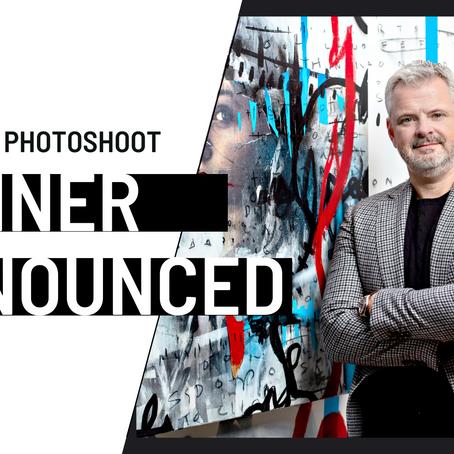 Branding Photoshoot Winner