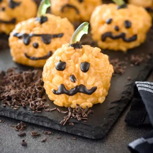 Frightfully easy Halloween treats