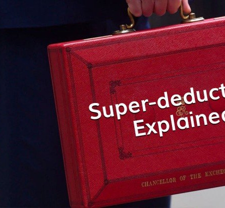 Super-deductions ExplainedBudget 2021