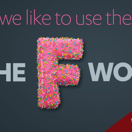 Using the 'F' word
