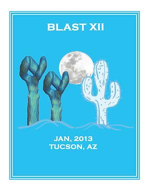 BLAST XII 2013
