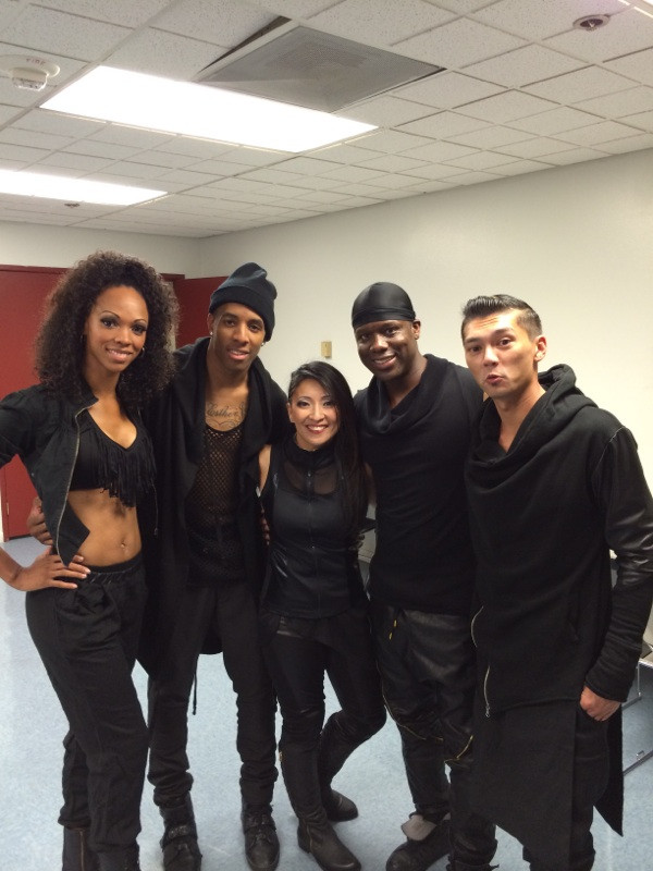 Kevin & Vangie Bisquera- Culture Shock LV, Professional Dancers/ Choreographers- Jennaia Dawn, Jawkeen Howard & DJ Casanova