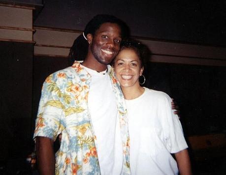 """Kevin & """"Sheila E"""" American Percussionist"""