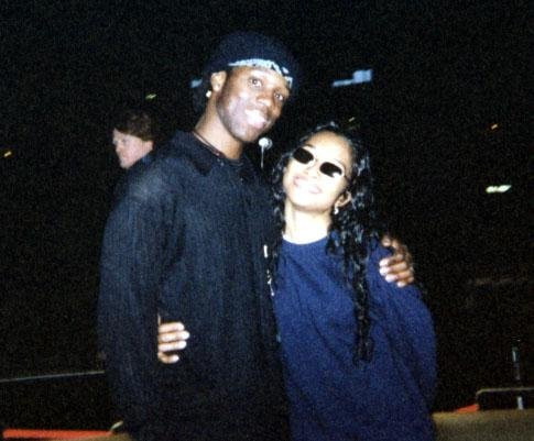 "Kevin & Rozonda ""Chilli"" Thomas of TLC"