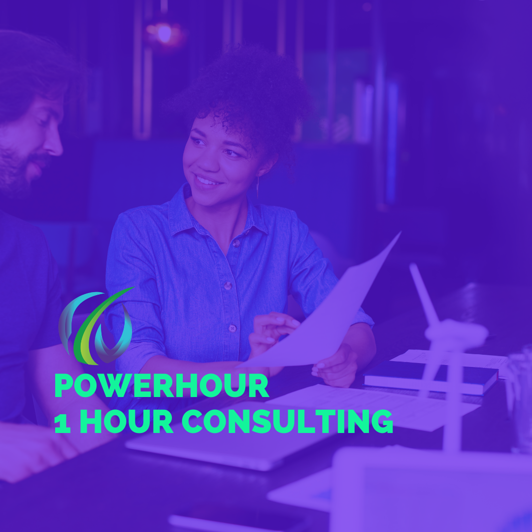 Powerhour 1-Hour Consulting