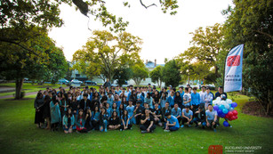 AUCSS WELCOME PARTY 2017
