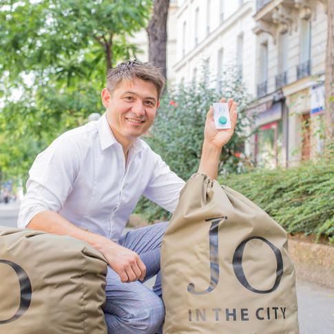 Expatriates Magasine - Jo in the city