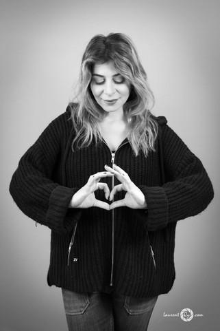 Julie Zenatti pour OneHeart