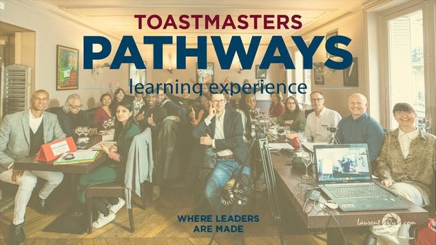 Toastmasters Pathways Workshop
