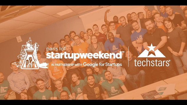 Startup Weekend IOT 2019
